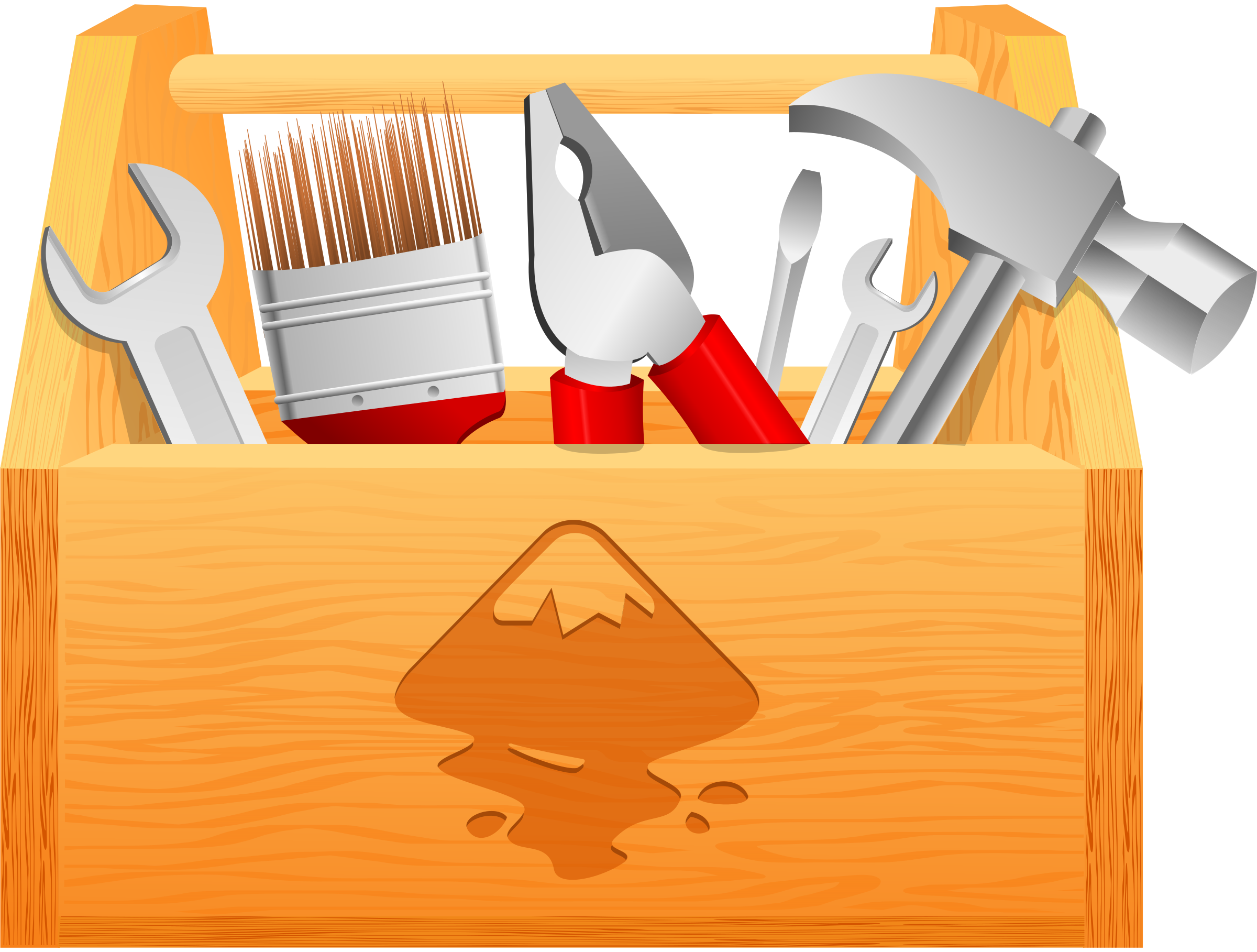 Toolbox By Arya Wigunavadhana Inkscape Toolbox With Some Tools Inside On Openclipart Teacher Tech Tools Tool Box Unit Plan