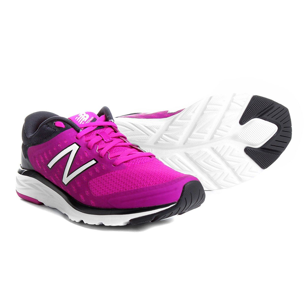 467ef432216 Tenis Casual New Balance Newengland - Cinza