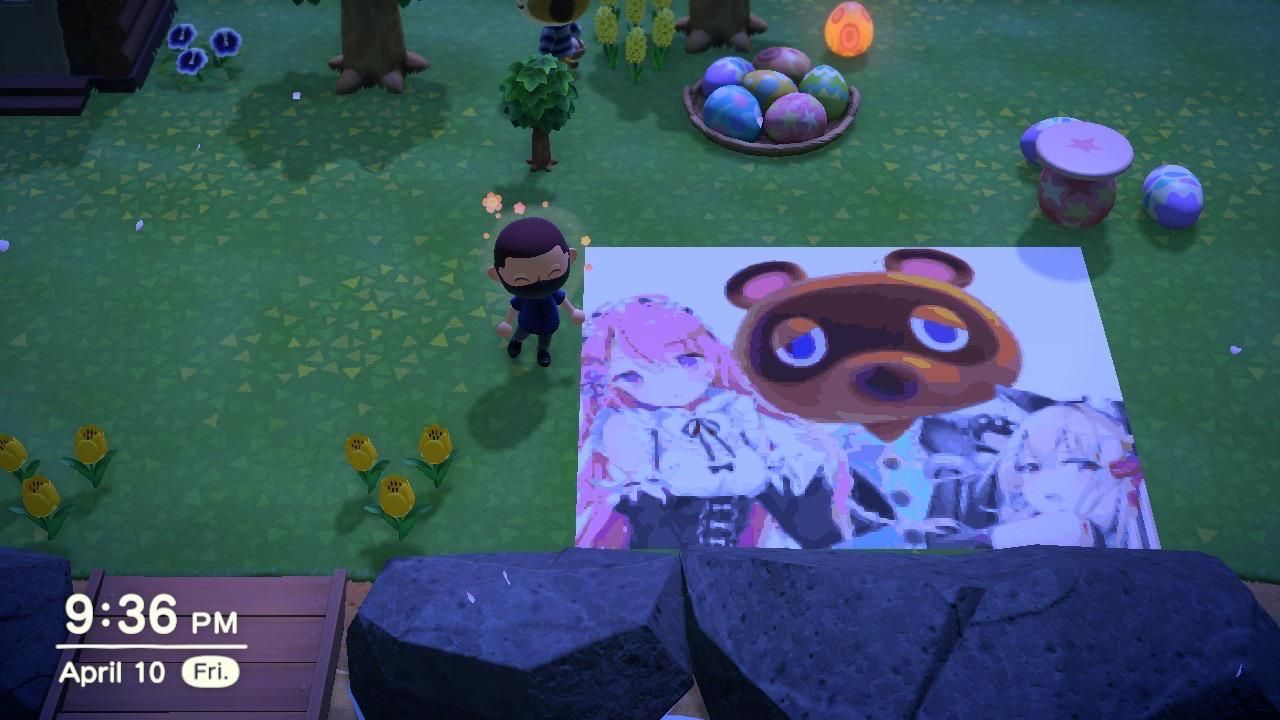 Cursed Image From R Animalcrossing In 2020 New Animal Crossing Animal Crossing Game Animal Crossing Qr