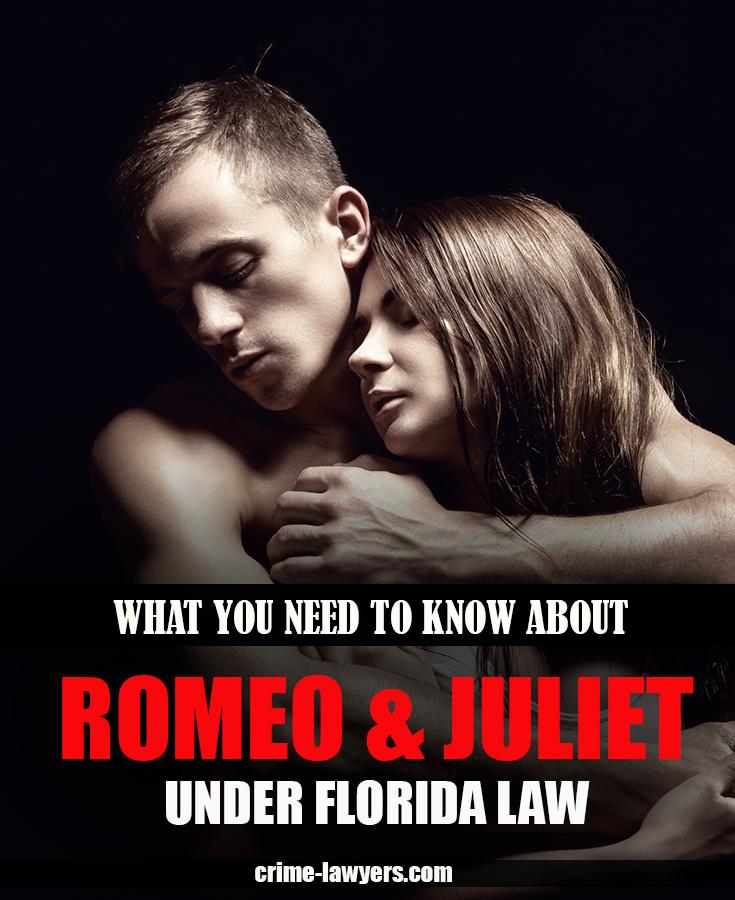 Romeo juliet law florida