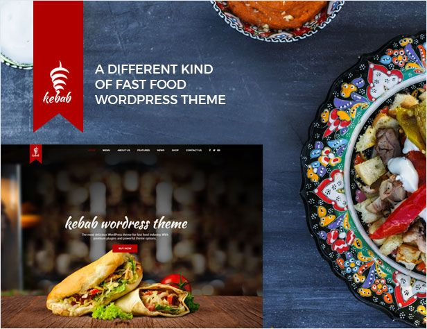 Download kebab fast food wordpress theme restaurants cafes kebab download kebab fast food wordpress theme restaurants cafes kebab is a wordpress fast forumfinder Images