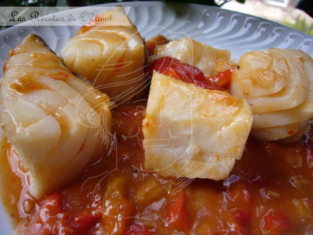 Cocinar Bacalao Facil | Bacalao A La Vizcaina Entre Fogones Pinterest Mariscos