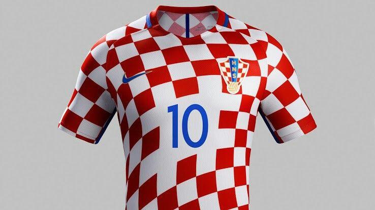 Croatia 2016 Soccer shirts, Famous shirts, National football