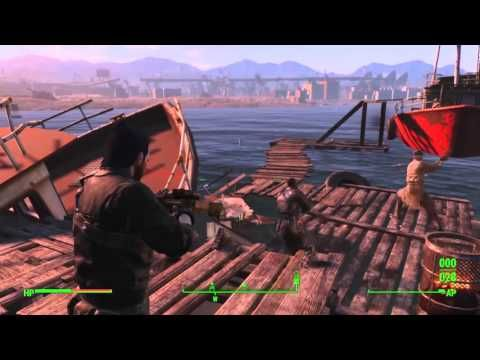 Fallout 4 - Lets Play - Discovered Libertalia - YouTube