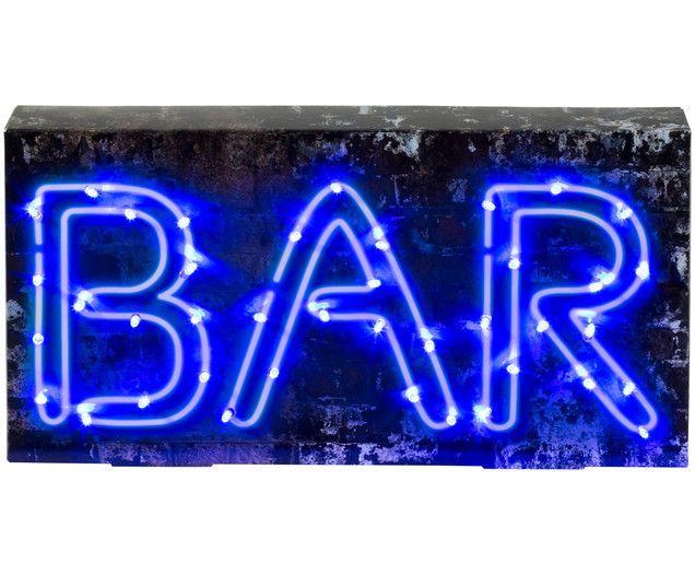 LED Leuchtobjekt Bar Jetzt bestellen unter: https://moebel ...