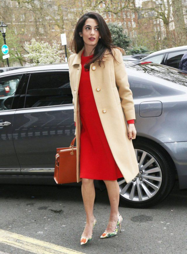 Amal Clooney Style | A blog about Amal's news & style | Fashion