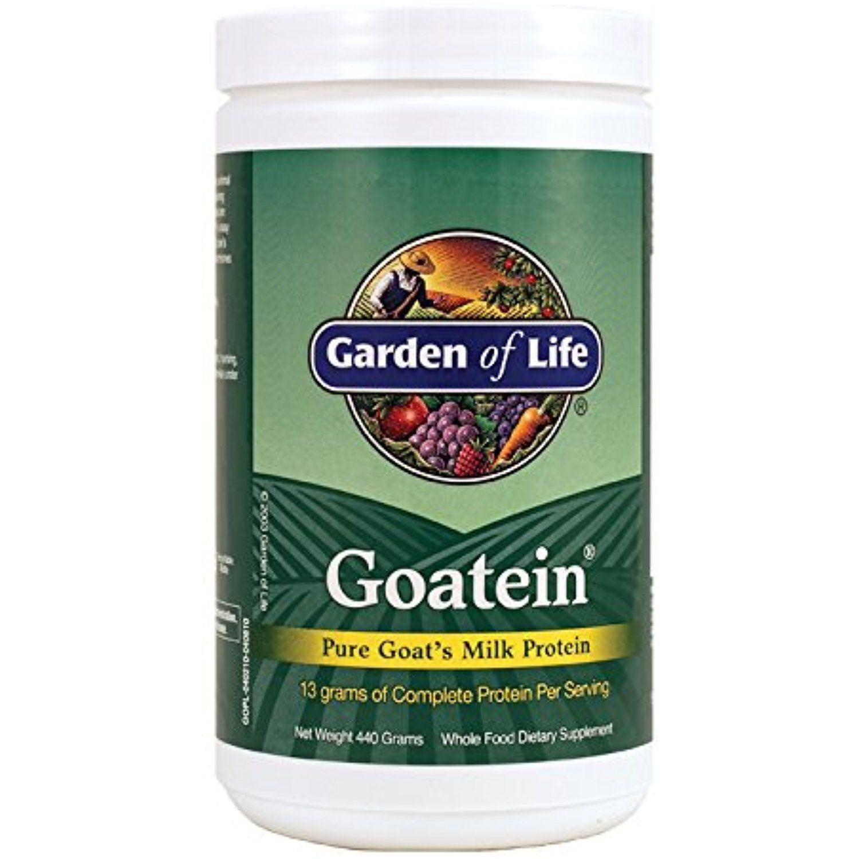 Garden of Life Protein Powder Goatein Complete Goat's
