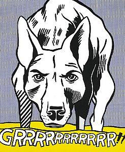 Lichtenstein lesson plan - point of view - drawing animals