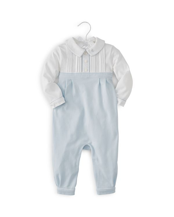 2fe05be0 Ralph Lauren Infant Boys' Pintucked Coverall - Sizes 3-12 Months ...