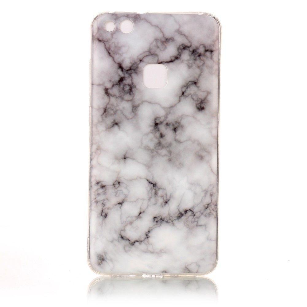 coque huawei p10 lite marbre