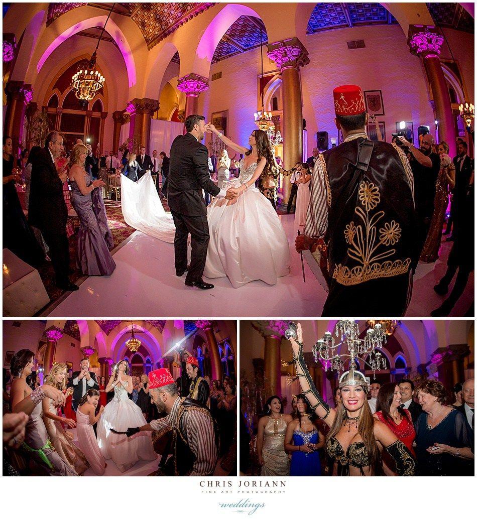Authentic Egyptian Wedding Festivities Photo Credit Chris Joriann