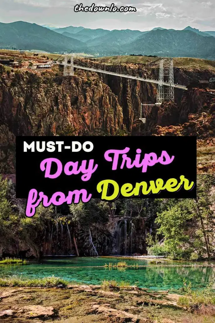 Day Trips from Denver - Where to explore Colorado