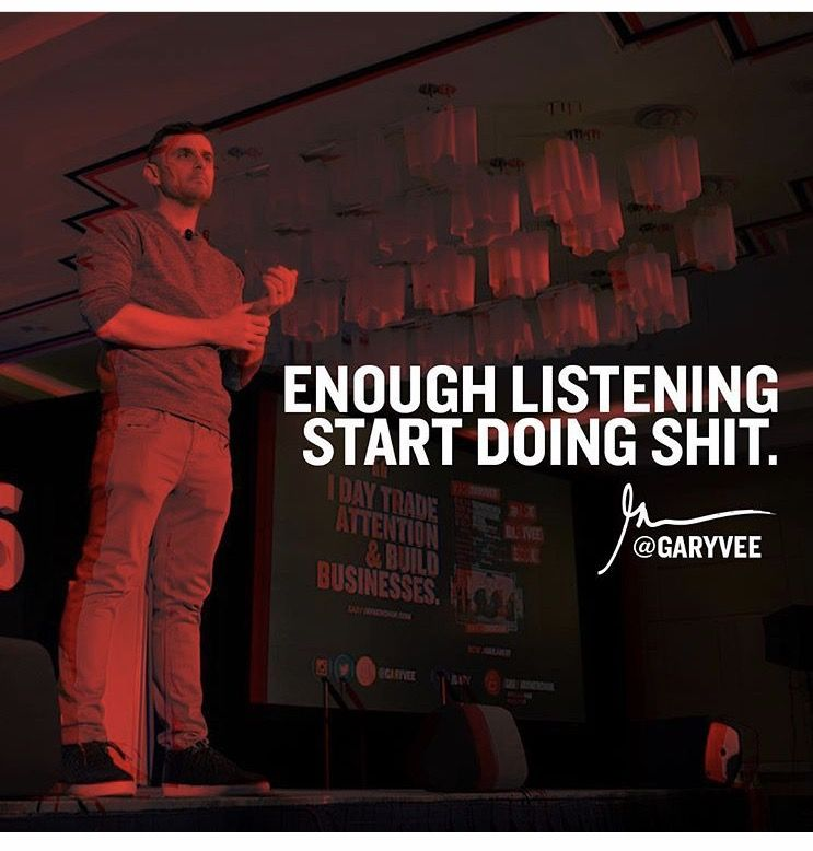 Gary Vee Gary Vaynerchuk Quotes Babe Quotes Ambition Quotes