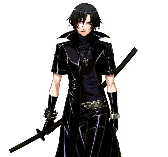 Anime Characters Using Sword : Anime male characters google search bishies