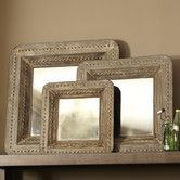Found it at Joss & Main - 3-Piece Erin Wall Mirror Set