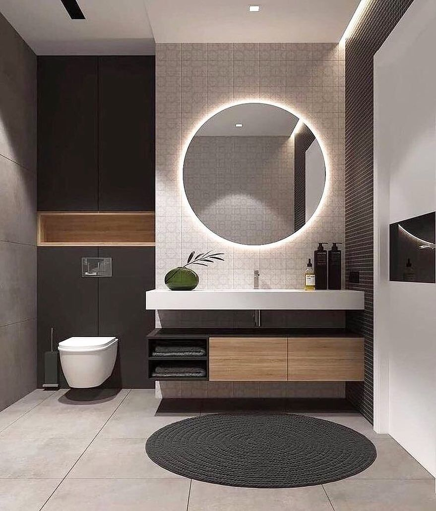 Pin By Mark Dimalanta On Room Interiors In 2020 Modern Bathroom Design Bathroom Interior Bathroom Interior Design