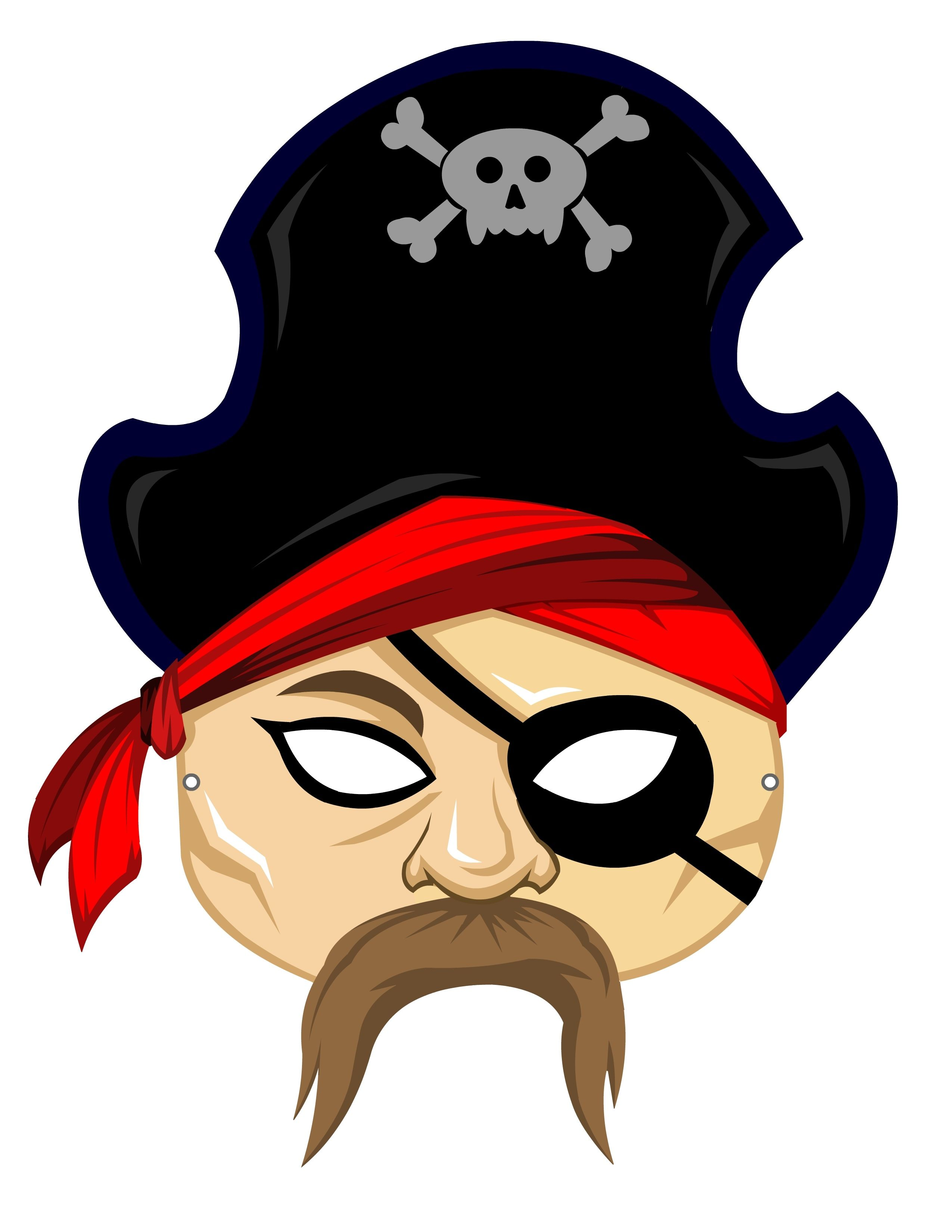 Image Result For Pirate Mask