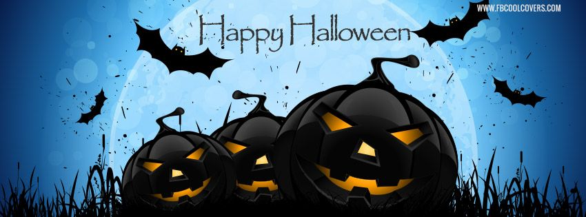 Happy Halloween Fb Covers Halloween Facebook Covers Halloween