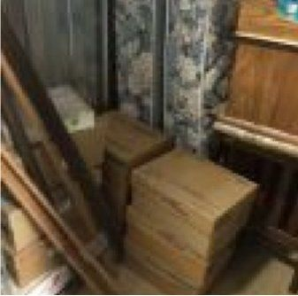Unit Size 5x12. Furniture. #StorageAuction in Quebec City (2452). Ends May 21st, 7:45AM (Los Angeles). Lien Sale.