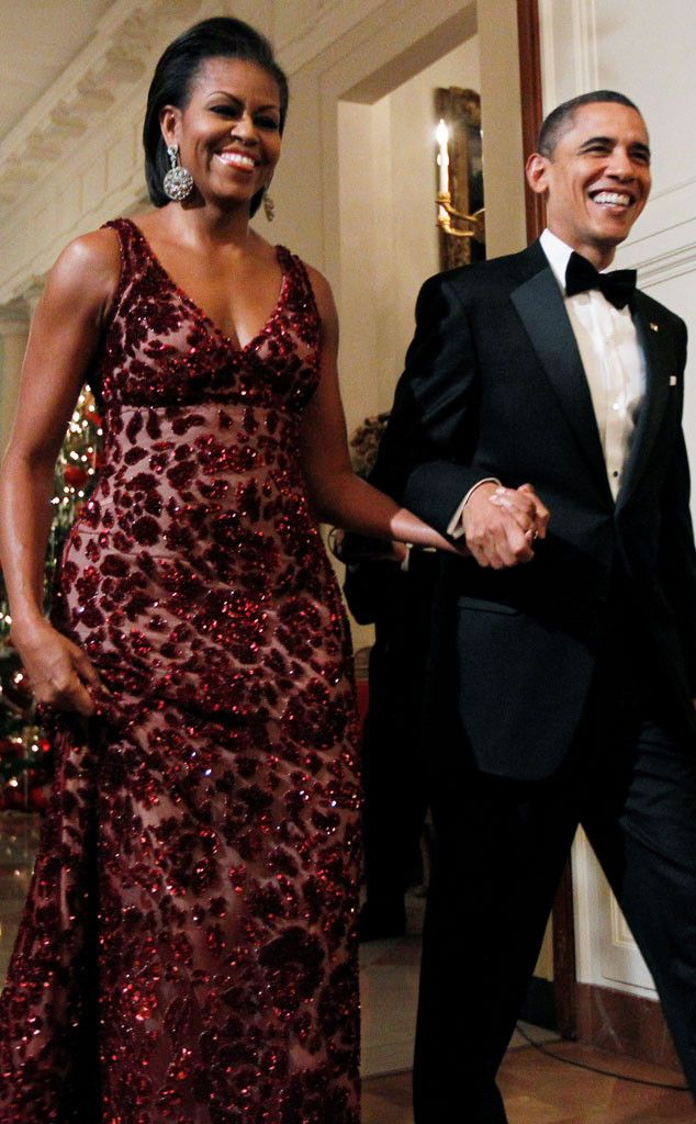 c62c002c4c A Recap of Michelle Obama's Standout Kennedy Center Honors Style ...