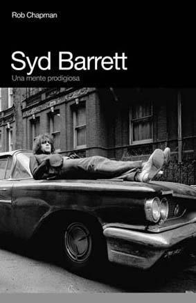 Syd Barrett book cover.