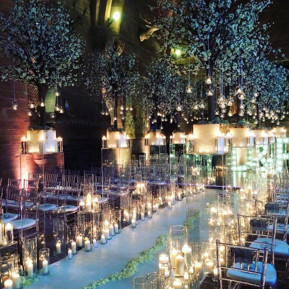 Winter Wonderland Themed Wedding In 2019