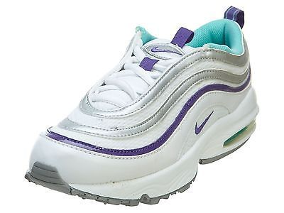 nike air max 97 purple and white