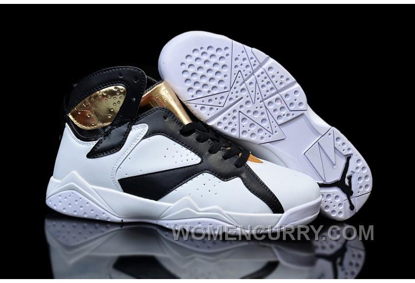 "Girls Air Jordan 7 ""Champagne"" For Sale Lastest  c839302d9f37"