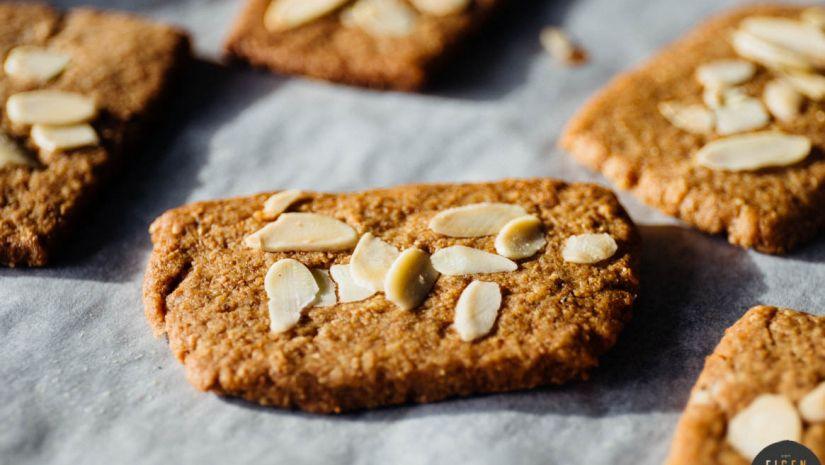 Volkoren speculoos / wholewheat ginger cookie - boerderijwinkel Van Eigen Kweek