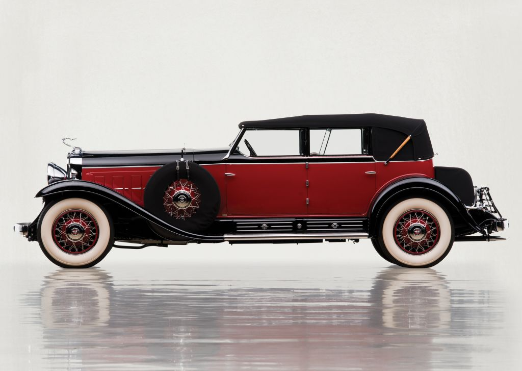 1930 Cadillac V16 452 All-Weather Phaeton by Murphy | Classic Cars ...