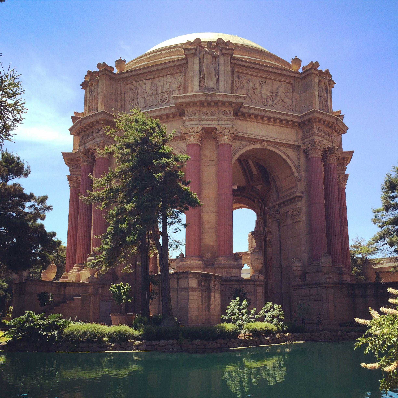 The Palace. #redlipcrew #sanfrancisco #california #travel #beautiful #tourism