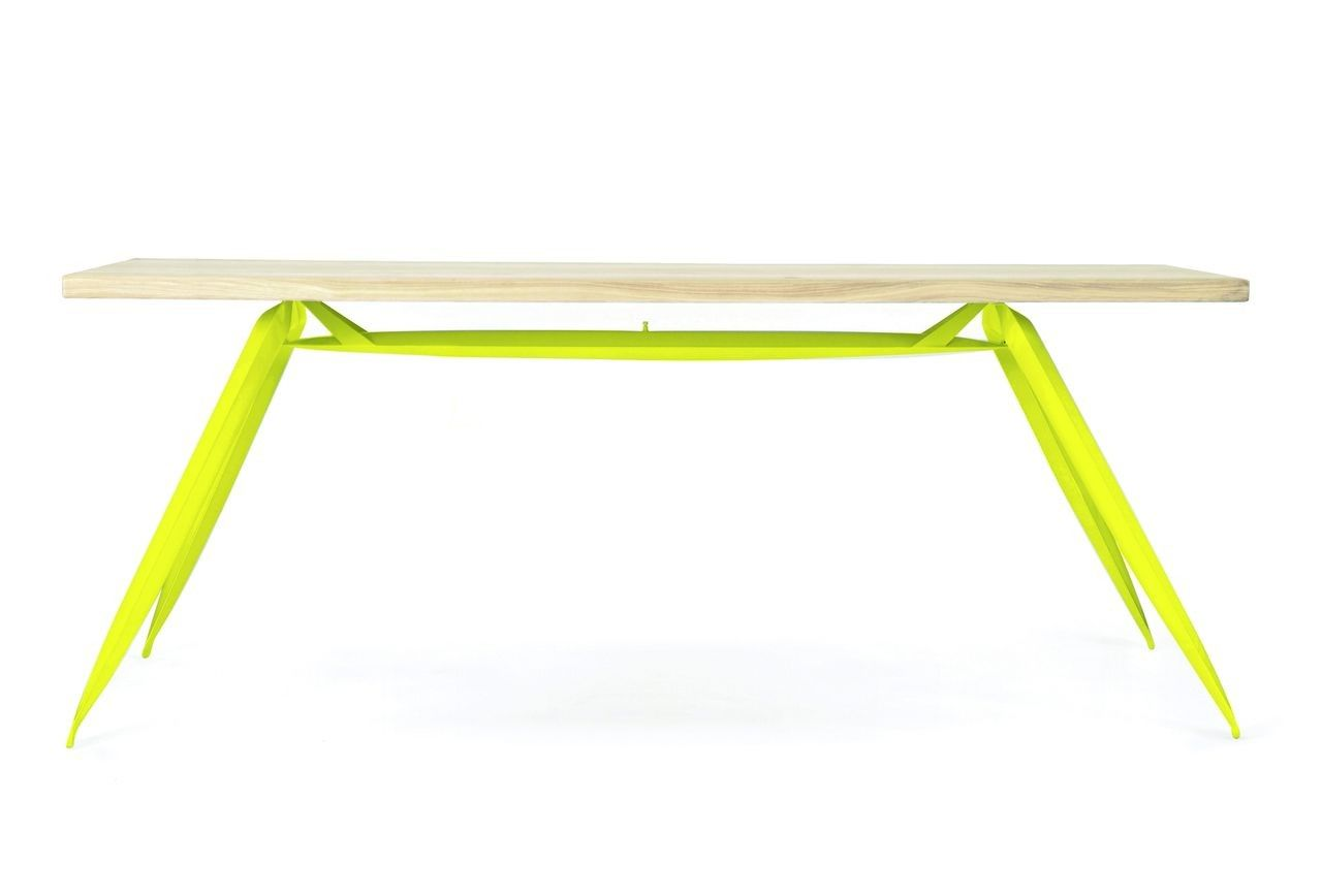 Zieta Nogi Table Legs Construction-Yellow | ZIENOG03 | £530.00