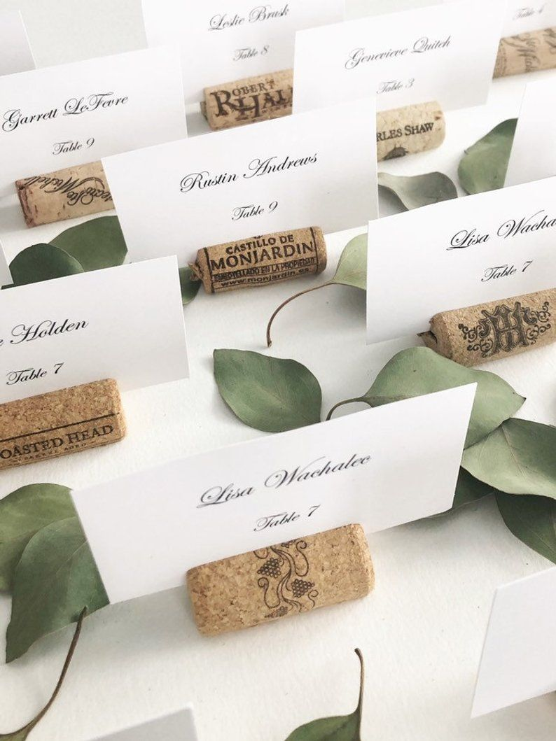 150 Wine Corks--Real Cork--with Winery Names for Weddings and Arts /& Crafts