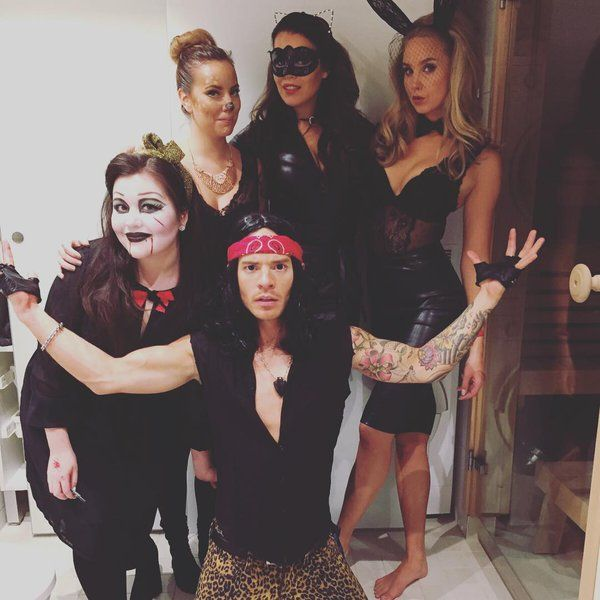 Sauli & friends @ Halloween party