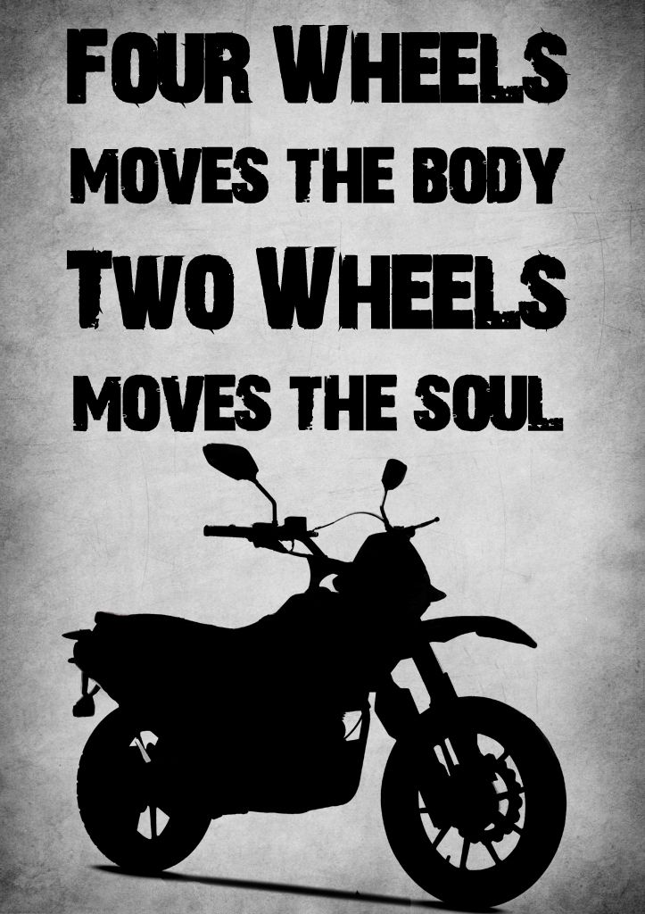 Difference Between Riding A Bike And A Car Motorbikes