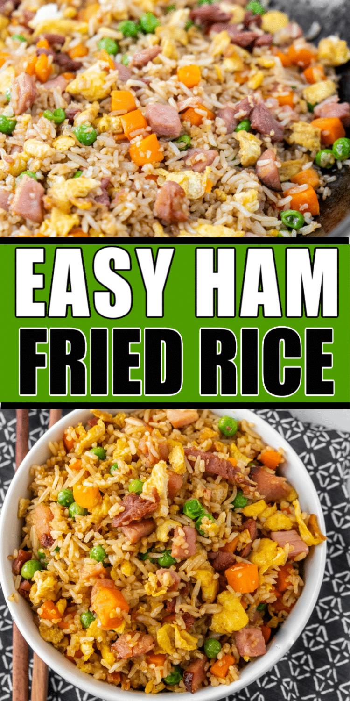 Best Ham Fried Rice