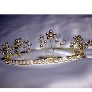 A tiara for special occasions only.