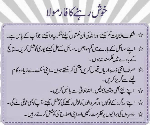 Islamic Urdu Hadees Urdu Artical Tip For Happy Happy Islam