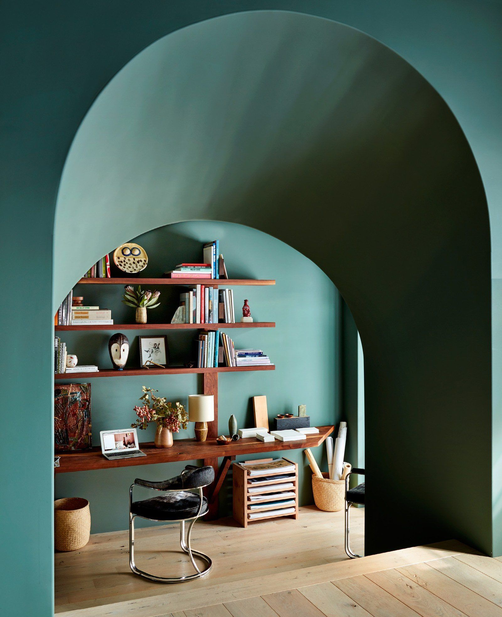 Color Curation Sacramento Green The Shade You Ll Be Seeing Everywhere Home Top Design Trends Architectural Digest