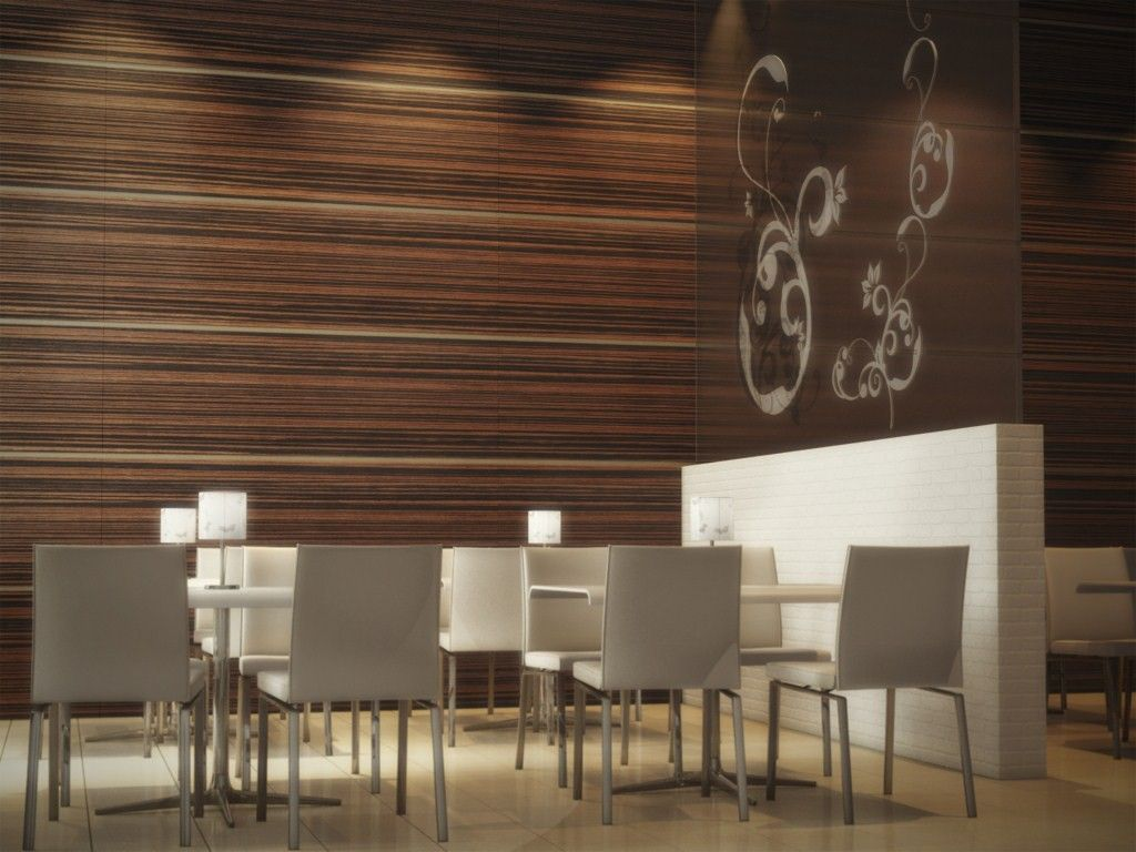 Decorative Wood Walls bestseller ebony wood, macassar wood wall panels - wood veneer