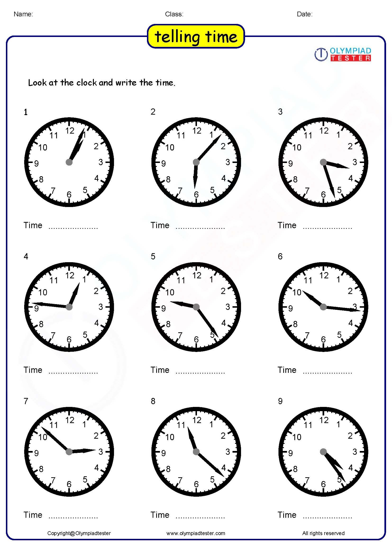 Clock Puzzle For Kids 05