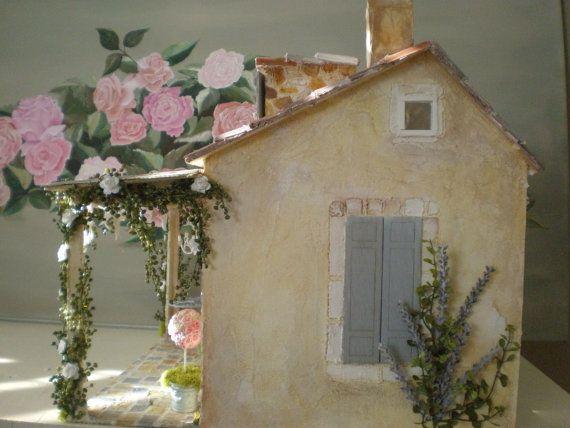 Reserved For Tori Shabby Chic Maisonette de by cinderellamoments