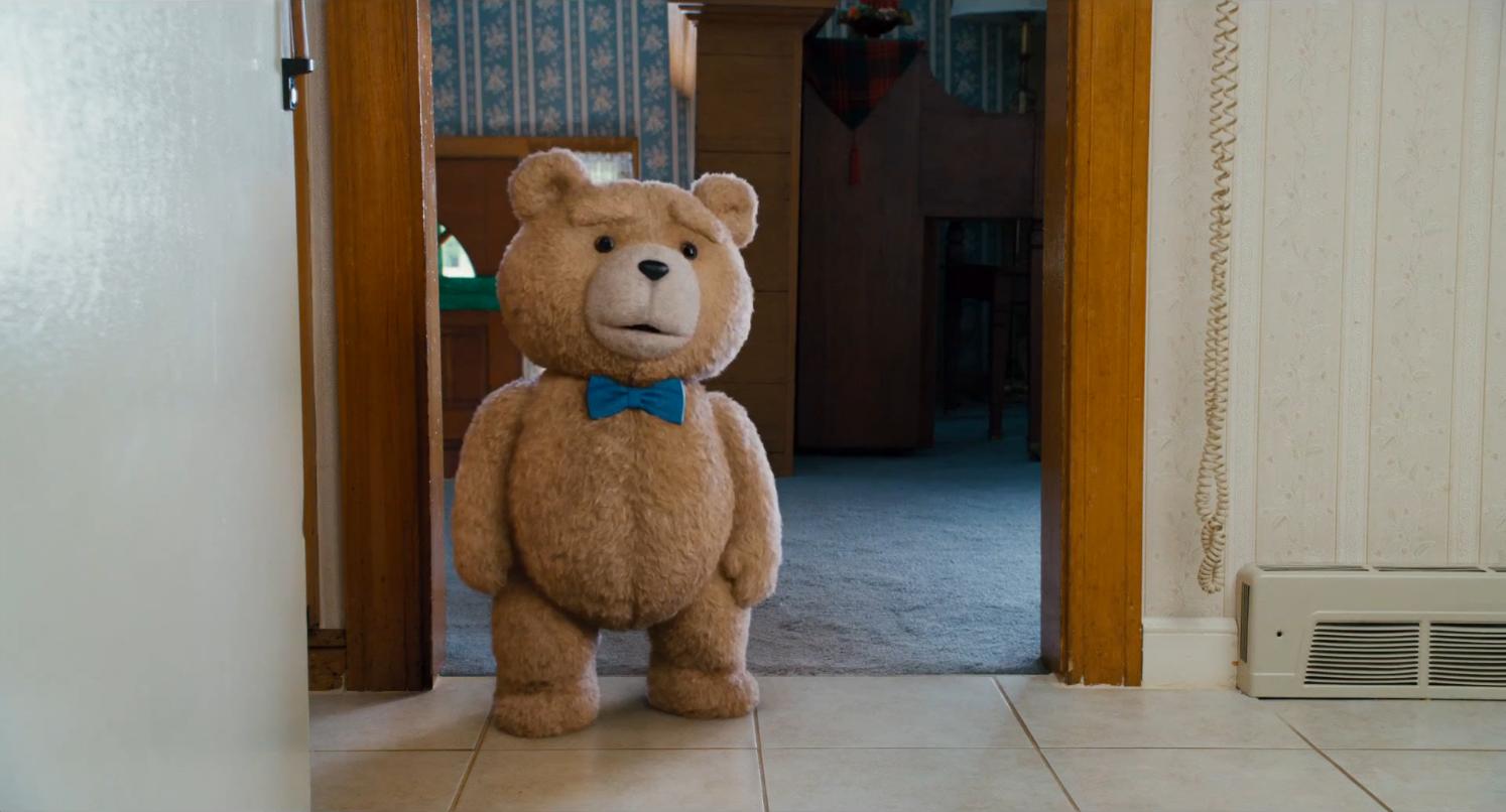 Pin by Caleb Skoglund on Movies | Ted, Teddy bear, Bear