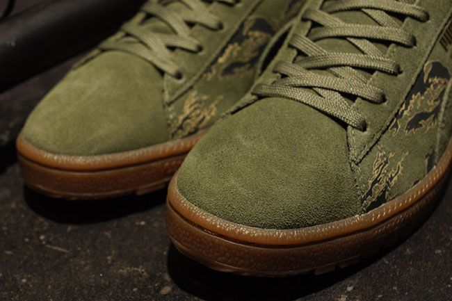 """brand new 464f2 cf4bb SBTG x Mita Sneakers x Puma Clyde Contact """"First Contact"""" Pack"""