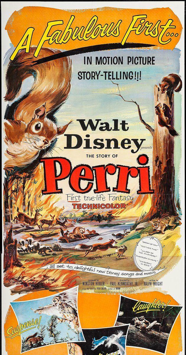 Perri (1957) - IMDb | Disney | Disney films, Disney movies