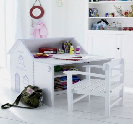 Unique For Kids | 15 Sweet And Ideal Study Table For Kids With Unique Design