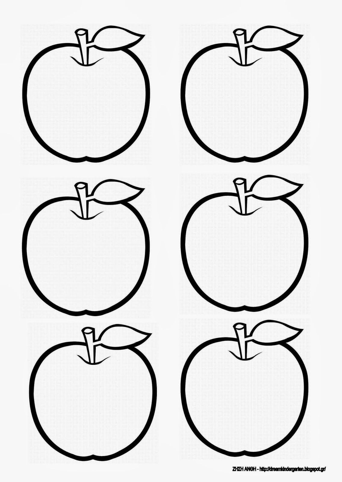 Tree Shape Clipart To Color 12cm With Images
