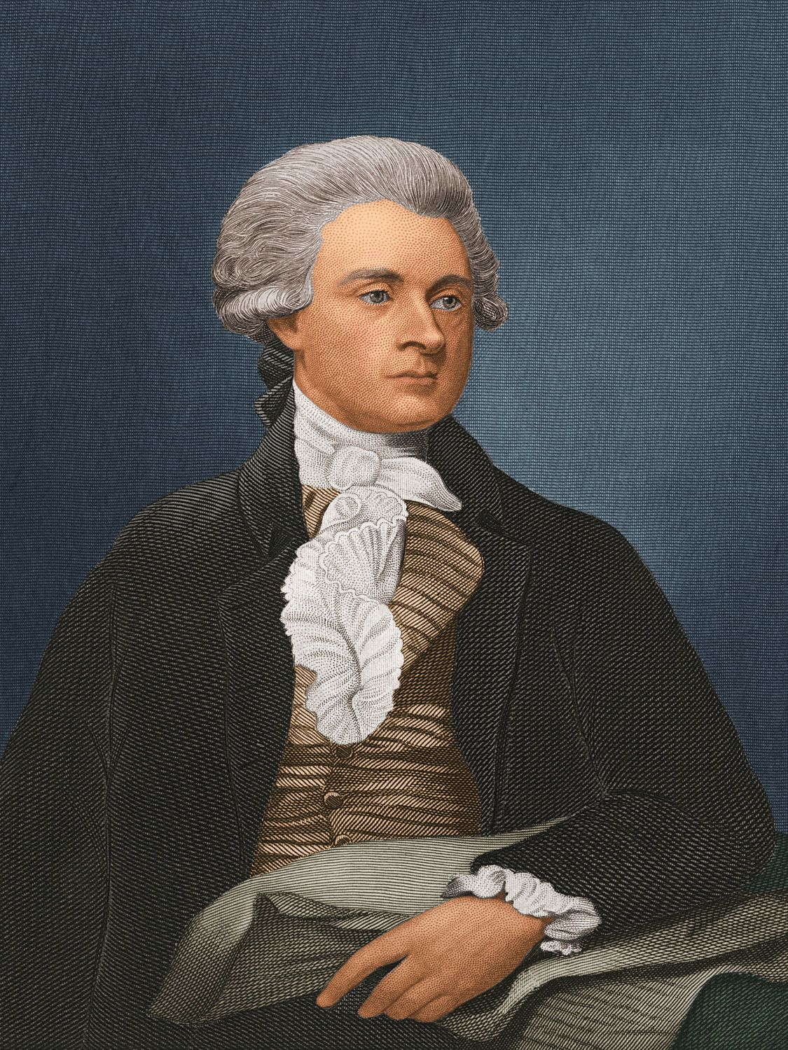 Founding Fathers Hair Meme
