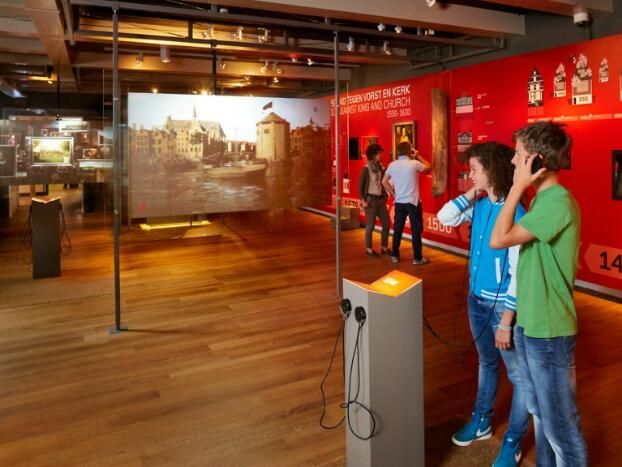 eropuit.nl - Amsterdam Museum