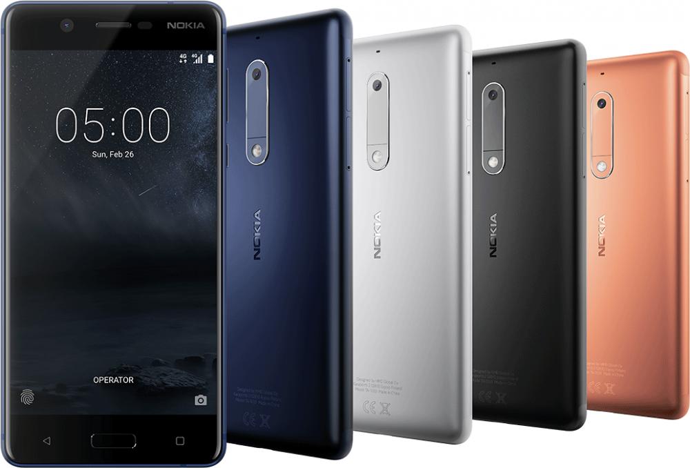Nokia 5 Akıllı Telefon
